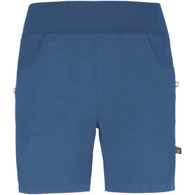 E9 And Shorts Dame cobalt blue